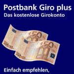 Postbank Freundschaftswerbung