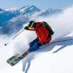 Skireise gewinnen