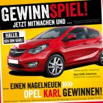 gewinne einen Opel Karl