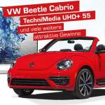 gewinne ein VW Beetle