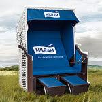 Gewinnspiel von Milram