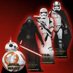 gewinne Star Wars Figuren