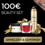 Jeden Monat Beauty Pakete gewinnen