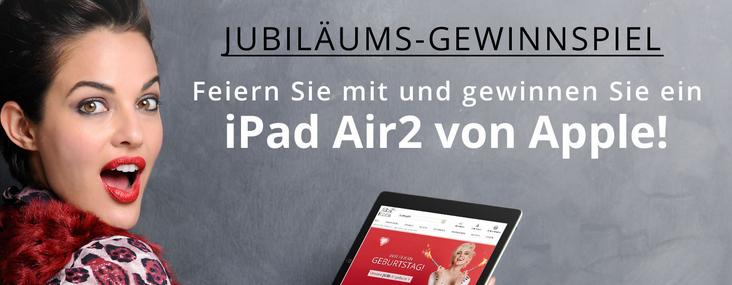 iPad Air 2 gewinnen
