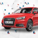 Autogewinnspiel Audi A1