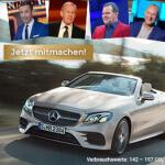 gewinne einen Mercedes Benz