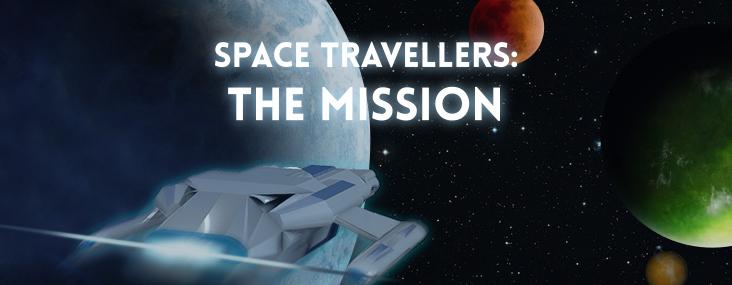 Space Gewinnspiel