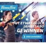 Fitness First Gewinnspiel