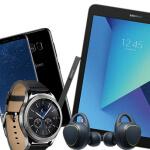 Technik von Samsung gewinnen