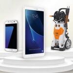 gewinne Samsung Produkte