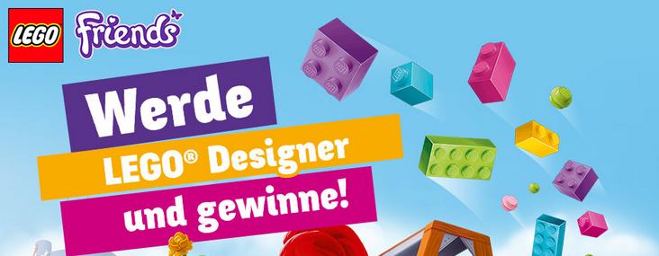 LEGO Designer werden