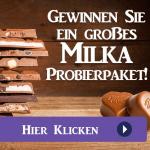 Milka Paket gewinnen