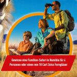 gewinne eine Namibia Reise