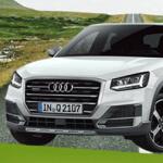 gewinne einen Audi Q2