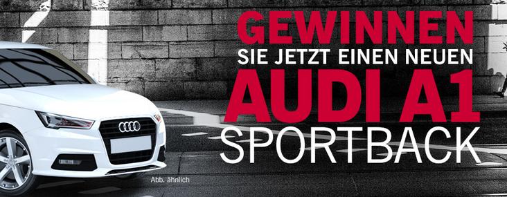 WIN Audi A1 Sportback