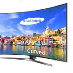gewinne ein Samsung Curved TV 55 Zoll