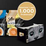 Kostprobe und Virtual Brille