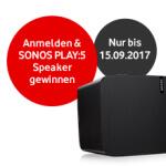 Sonos Lautsprecher gewinnen
