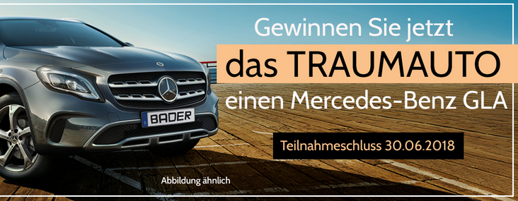 WIN BMW oder MB GLA