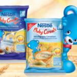kostenlose Proben von Nestle