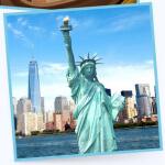 gewinne Flüge nach New York
