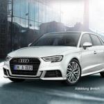 Gewinnspiel um ein Audi A3