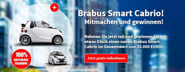 Brabus Smart Cabrio