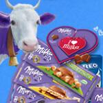gewinne mit Milka