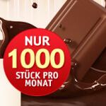 kostenlos Schokolade testen