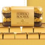 Gold mit Ferrero gewinnen