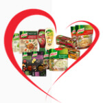 Knorr Paket kostenlos