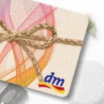 DM Einkaufsgutschein