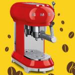 Smeg Kaffeemaschine gewinnen