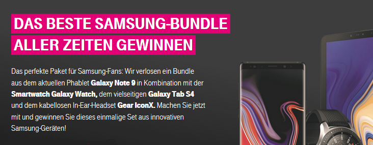 WIN Samsung Paket