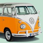 Gewinne mit Tic Tac einen VW Bulli