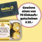 Netto Gutschein gewinnen