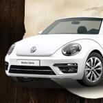 gewinne einen VW Beetle