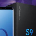 Gewinnspiel um ein Samsung Galaxy S9