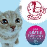 gratis Katzenfutterprobe