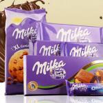 Milka Schokoladen Gewinnspiel