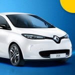gewinne einen Renault Zoe