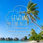 Reise auf die Malediven gewinnen