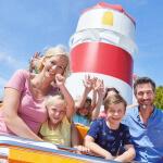 Familienurlaub gewinnen