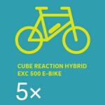 Cube E-bikes gewinnen