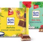 Ritter Sport Schokoladenpaket