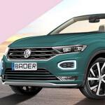 Bader VW T-Roc gewinnen