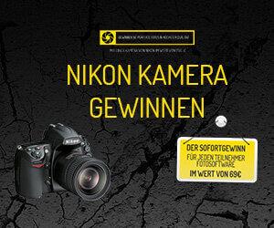 Gewinnspiel um eine Nikon Kamera