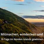 gewinne eine Island Reise