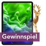 gewinne ein APPLE iPad Pro