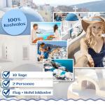gewinne eine Santorini Reise